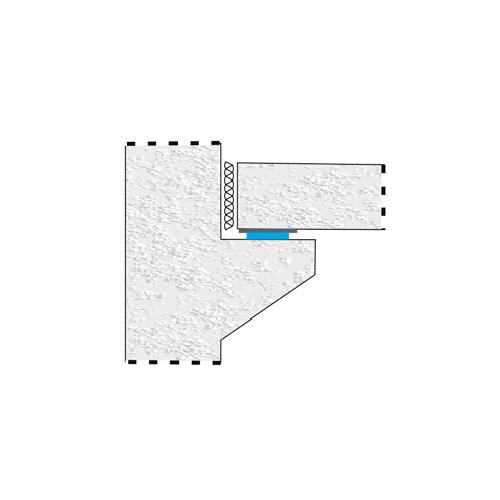 Podkładki ślizgowe elastomerowe